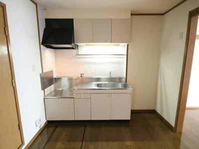【キッチン】ソレイユB棟