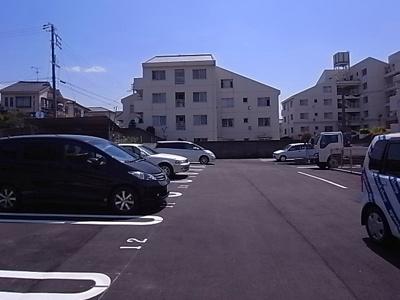 【駐車場】エミネンスムラカワⅡ
