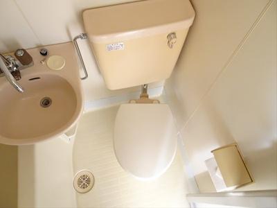 【トイレ】第一香川ハイツ