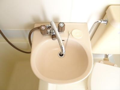 【洗面所】第一香川ハイツ