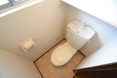 【トイレ】下河原通2丁目 戸建