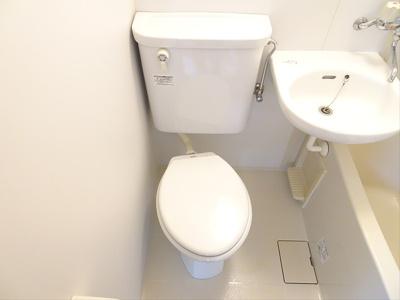【トイレ】サンハイム明大前