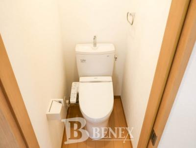 シコンのトイレです