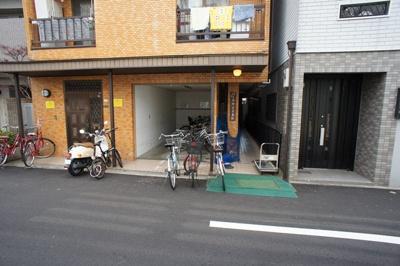【エントランス】パークサイド本庄