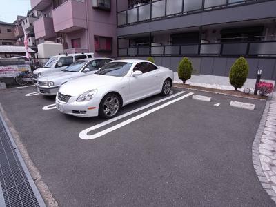 【駐車場】ロッソアロッジオ
