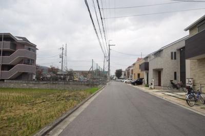 【周辺】高槻阿武山二番街2号棟 (株)Roots