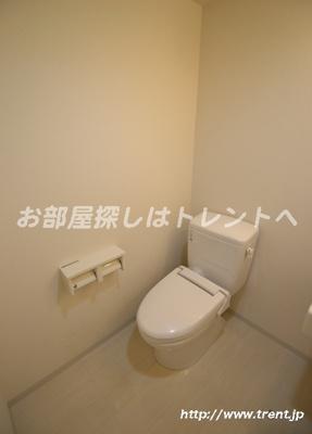 【トイレ】ヴィスタ参宮橋【Vista参宮橋】