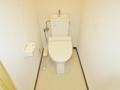 【トイレ】ドミール栄町