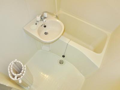 【浴室】ドミール栄町