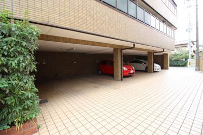 【駐車場】OMレジデンス八戸ノ里