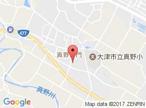 【地図】Wish真野