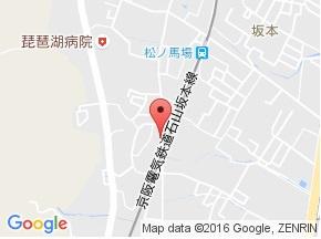 【地図】メルシーガーデン坂本