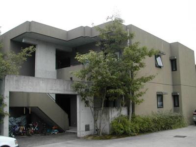 【外観】学園前コートビレッジ