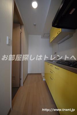 【キッチン】ヒルズ音羽