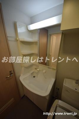 【独立洗面台】ヒルズ音羽