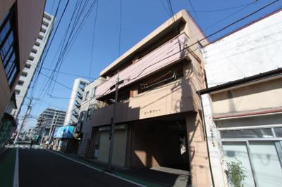 【外観】コーポサトー