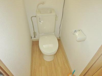 【トイレ】高見の里6丁目貸家 南