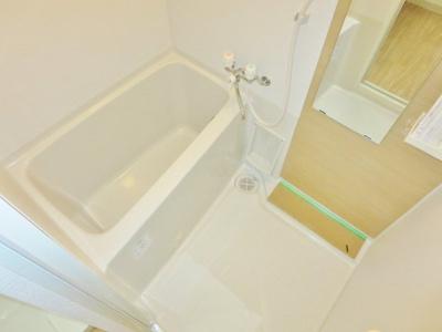 【浴室】高見の里6丁目貸家 南