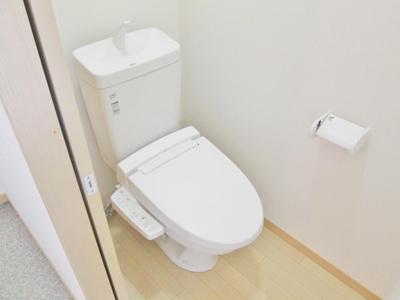 【トイレ】ステーションサイド恵我之荘