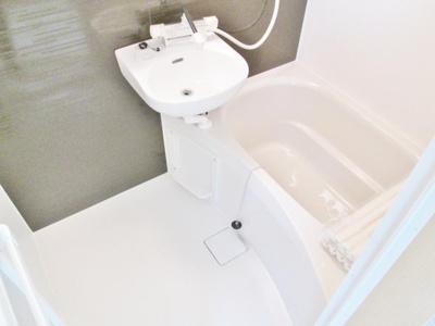 【浴室】ステーションサイド恵我之荘