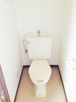 【トイレ】梅原マンション