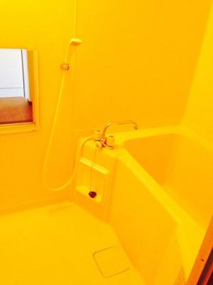 【浴室】梅原マンション