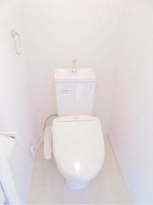 【トイレ】メゾンミツボシ