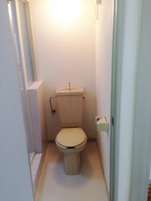 【トイレ】松原マンション
