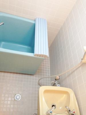 【浴室】松原マンション