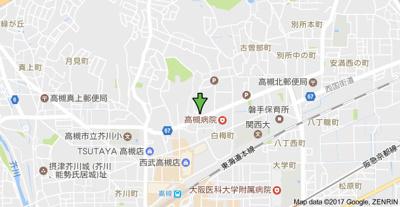 【地図】ハル弐番館 (株)Roots
