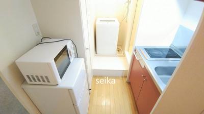 【浴室】若葉レジデンス2