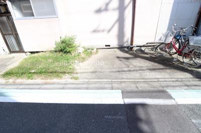 【駐車場】谷村貸家