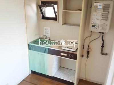 【キッチン】阪神不動産販売 里中ビル(鳴尾駅)
