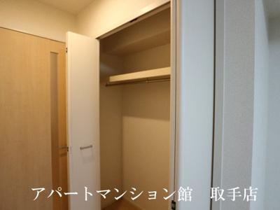 【収納】フェレスカーレ 戸頭