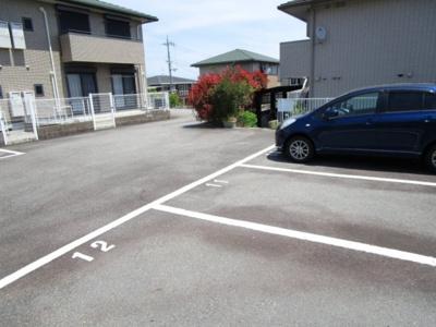 【駐車場】カートル・セゾン2
