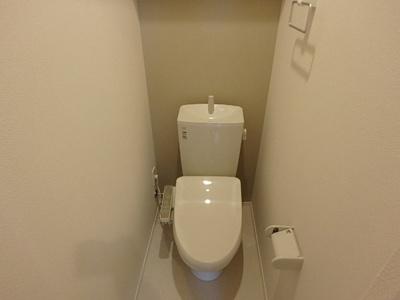 【トイレ】Le Amie