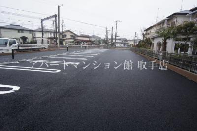 【駐車場】サニーサイトS