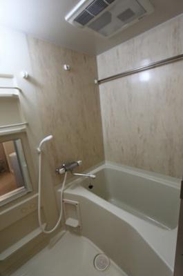 【浴室】定禅寺HILL