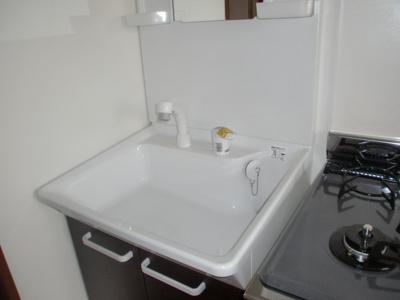 ハウスレオーネの洗面台