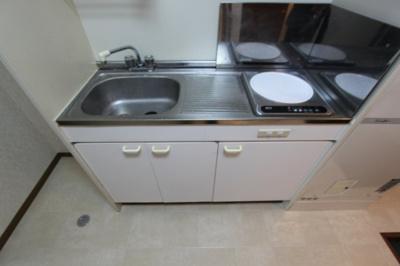【キッチン】ロイヤルアネックス連坊