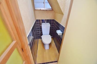 【トイレ】恵我之荘5丁目貸家