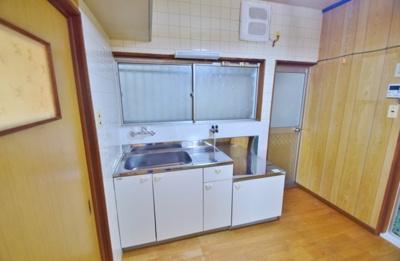 【キッチン】恵我之荘5丁目貸家