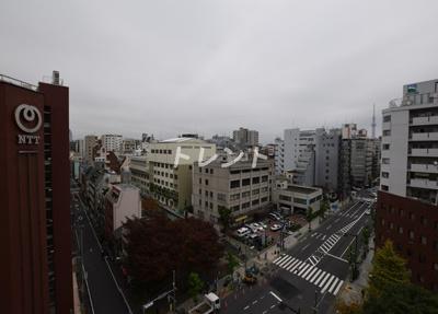 【展望】プライムアーバン日本橋人形町
