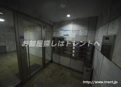 【エントランス】エヴェナール江戸川橋