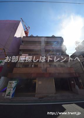 【外観】エヴェナール江戸川橋