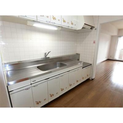 アンリベールIIのキッチン