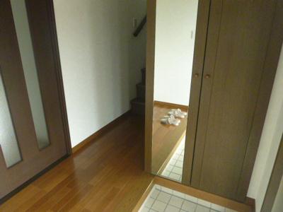 【玄関】垣内ハイム