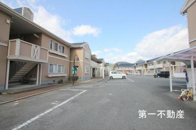 【駐車場】ガーデンハイツ緑ヶ丘G