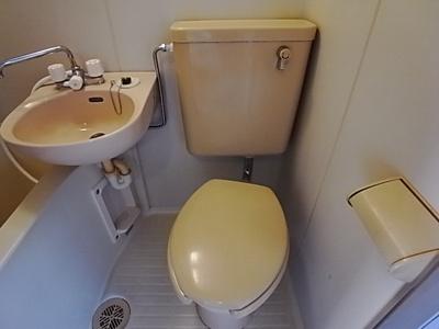 【トイレ】アメニティ大東