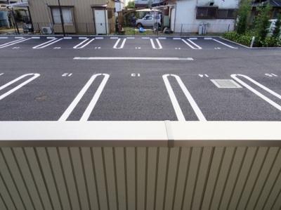 【駐車場】フォレスタⅡ